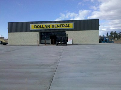 Dollar General Store - Tularosa, NM