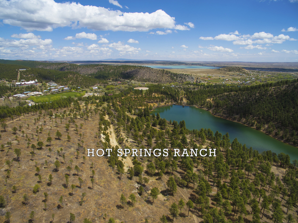 Hot Springs Hunting Ranch and Retreat